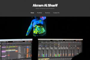 Akram Al Sharif