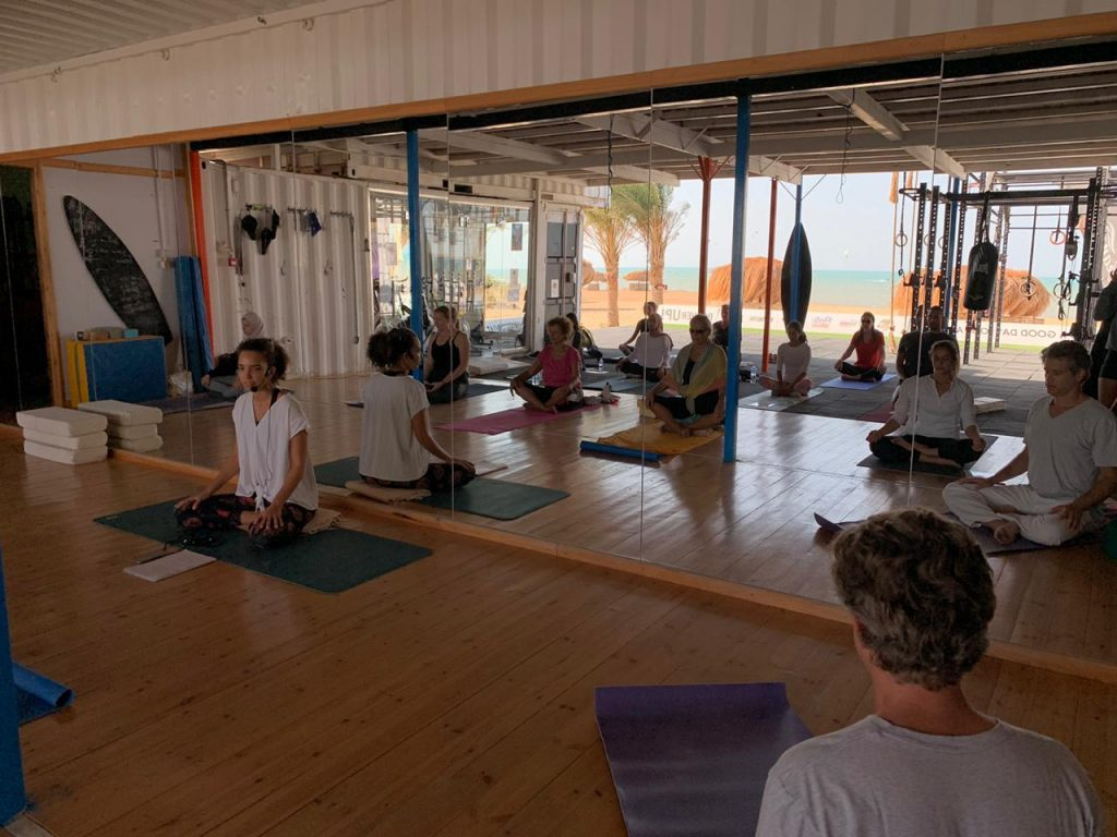 Kundalini yoga- El Gouna- Red Sea- Egypt