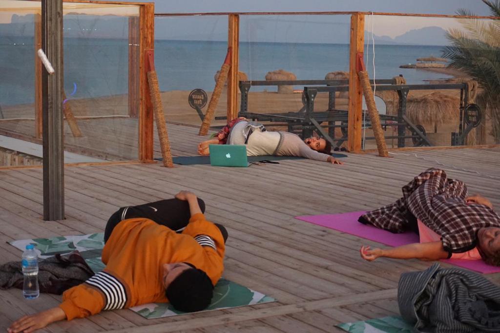 Kundalini yoga in Makani el gouna