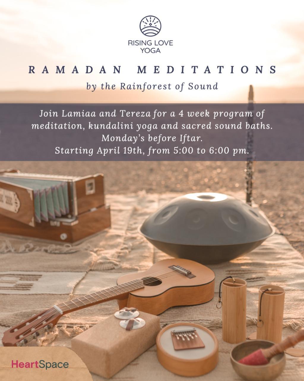 Ramadan Meditations by Rainforest of sound