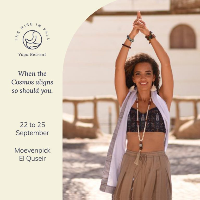 Kundalini Yoga retreat in Egypt with Rising love yoga, Lamiaa Mahmoud